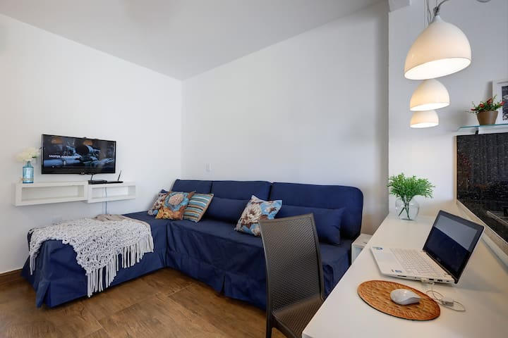 Apartment 2 bedrooms with terrace D'OURO RESIDENCE