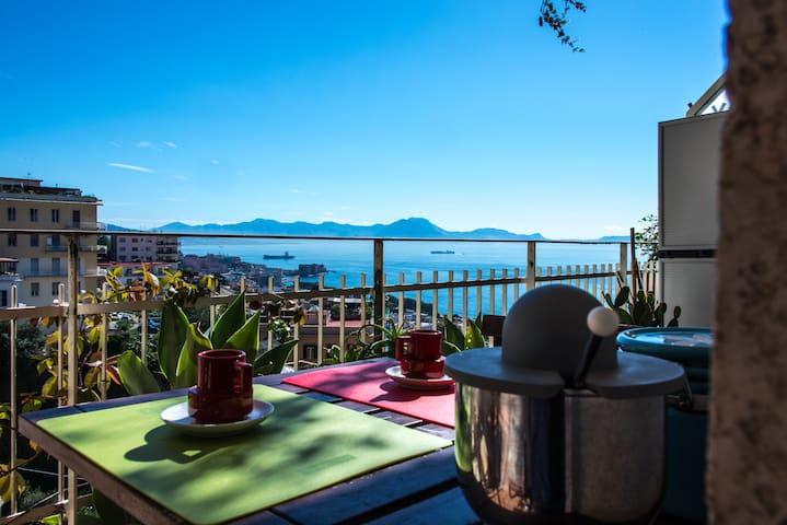 Naima Sea View  Design Apartment