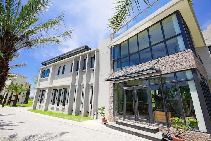 簡單生活民宿-四人房兩大床 - Xincheng Township - Guesthouse