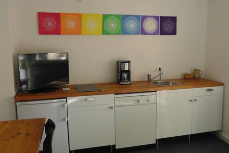 CityZimmer Eltmann - Einzelzimmer inkl Küche/Bad