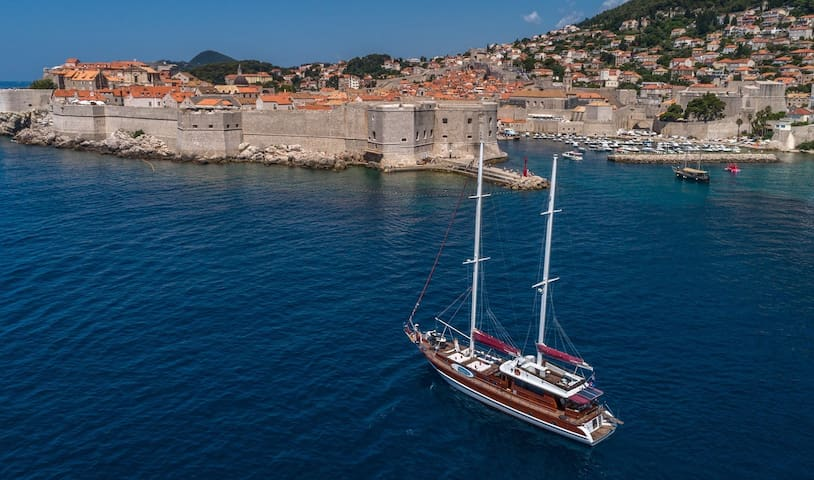 Luxury yacht-Gulet-Adriatic Holiday-Dubrovnik