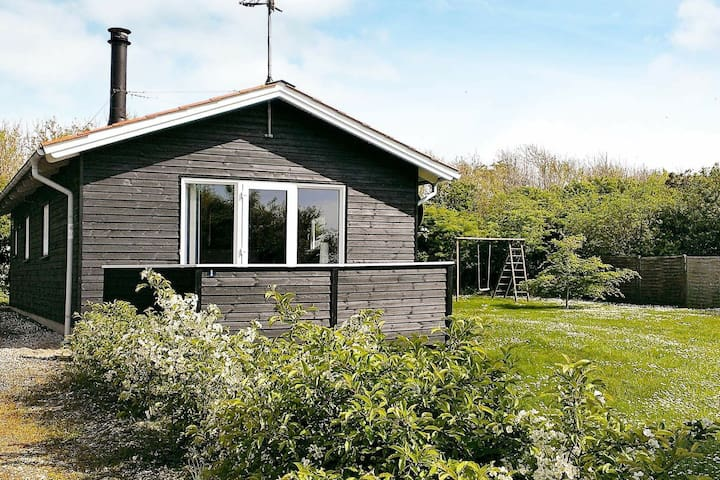 Attractive Holiday Home in Vestervig 300m Away from Limfjord