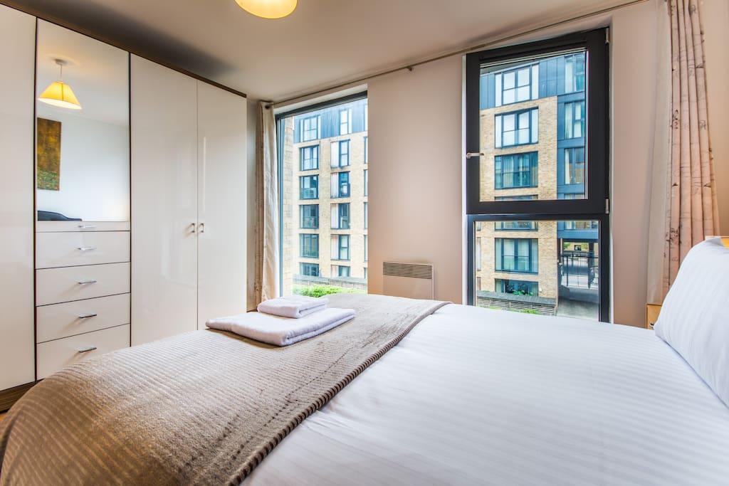 Spacious 1 Bed Apartment In Birmingham City Centre Wohnungen Zur Miete In Birmingham England
