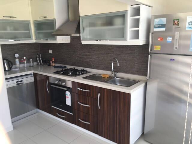 Levent'te full eşyalı kiralık daire - Beşiktaş - Daire