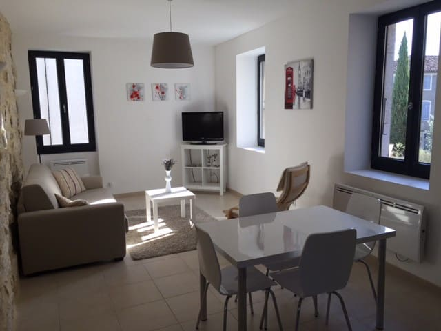 Le 5B - Barjac - Apartment