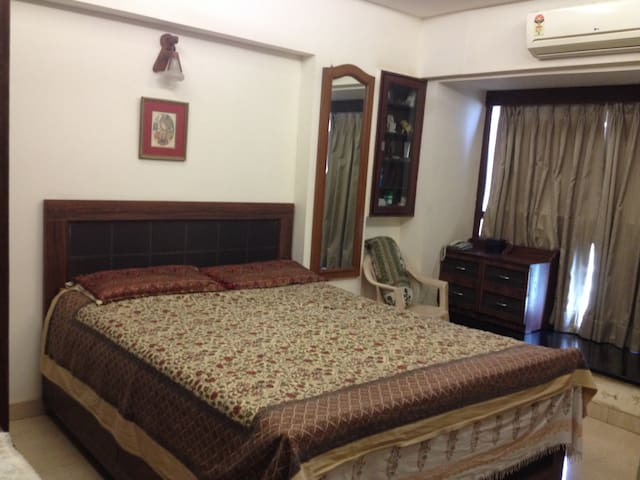 An independent room on 23rd floor in South Mumbai - Mumbai - Appartamento