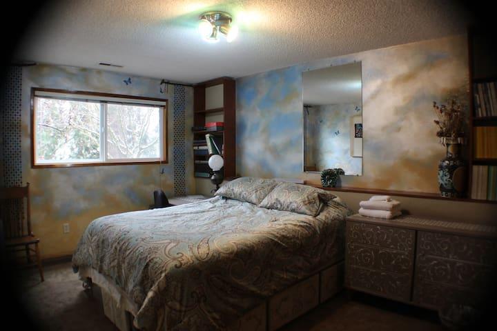 Portland Garden/Bedroom A/West Hills