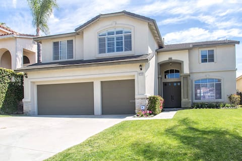 Large Upper Ladera Heights Home- Los Angeles