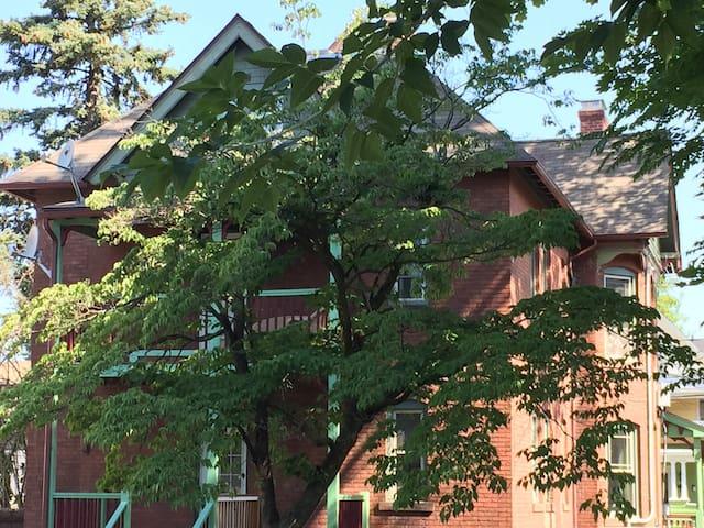 Mark Twain Book Room - Hartford - House