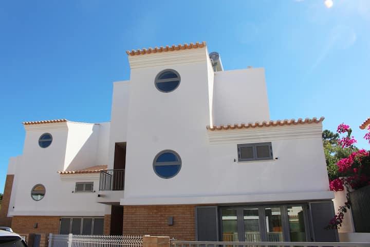 Villa de vacances à proximité de Mer à Praia Verde