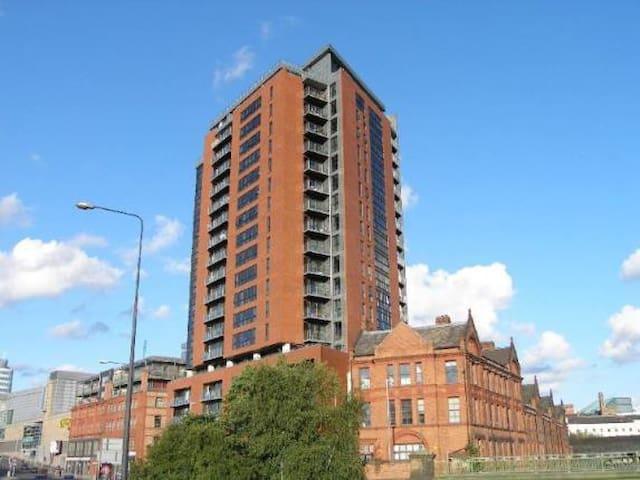 Luxurious Penthouse Apt - Manchester City Centre