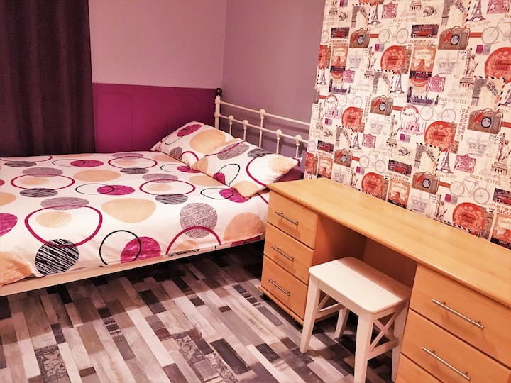 #10 Portrush Holiday Hostel - Private Double Room