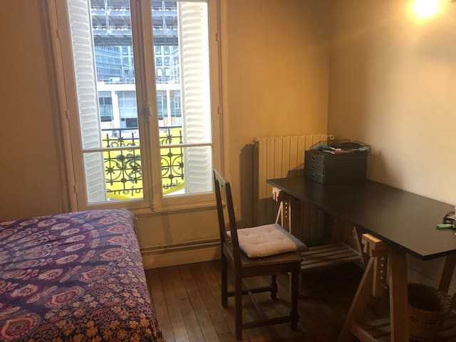 Private double bedroom in St Ouen