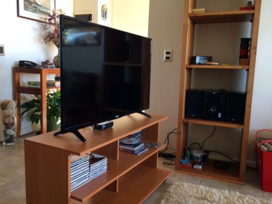 TV en living