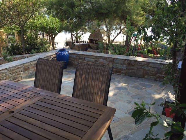 Styra, Evia, Beach House - Nea Stira - Huis