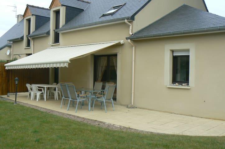 Maison à 150m de la plage - Saint-Lunaire - Haus