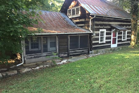 Historic Edens Cabin Lodge