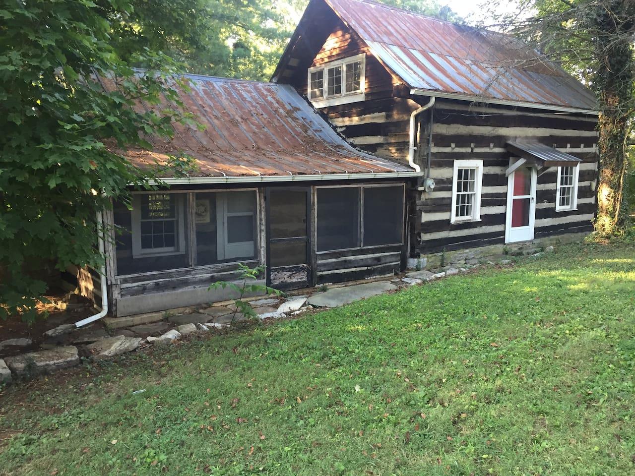Historic Edens Lodge