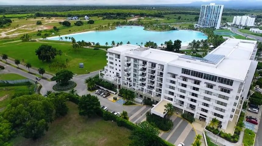 Exclusive beach apartment in playa Blanca, Panama