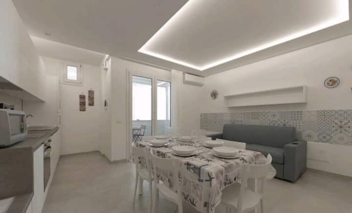 CASA AZUL casa vacanza 50 metri dal mare