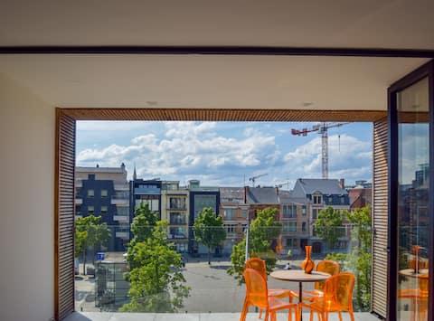 Modern Design Studio appartement op TOP LOCATIE