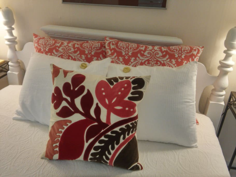 Chocolates on your pillows