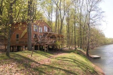 River Song Retreat - Great Cacapon