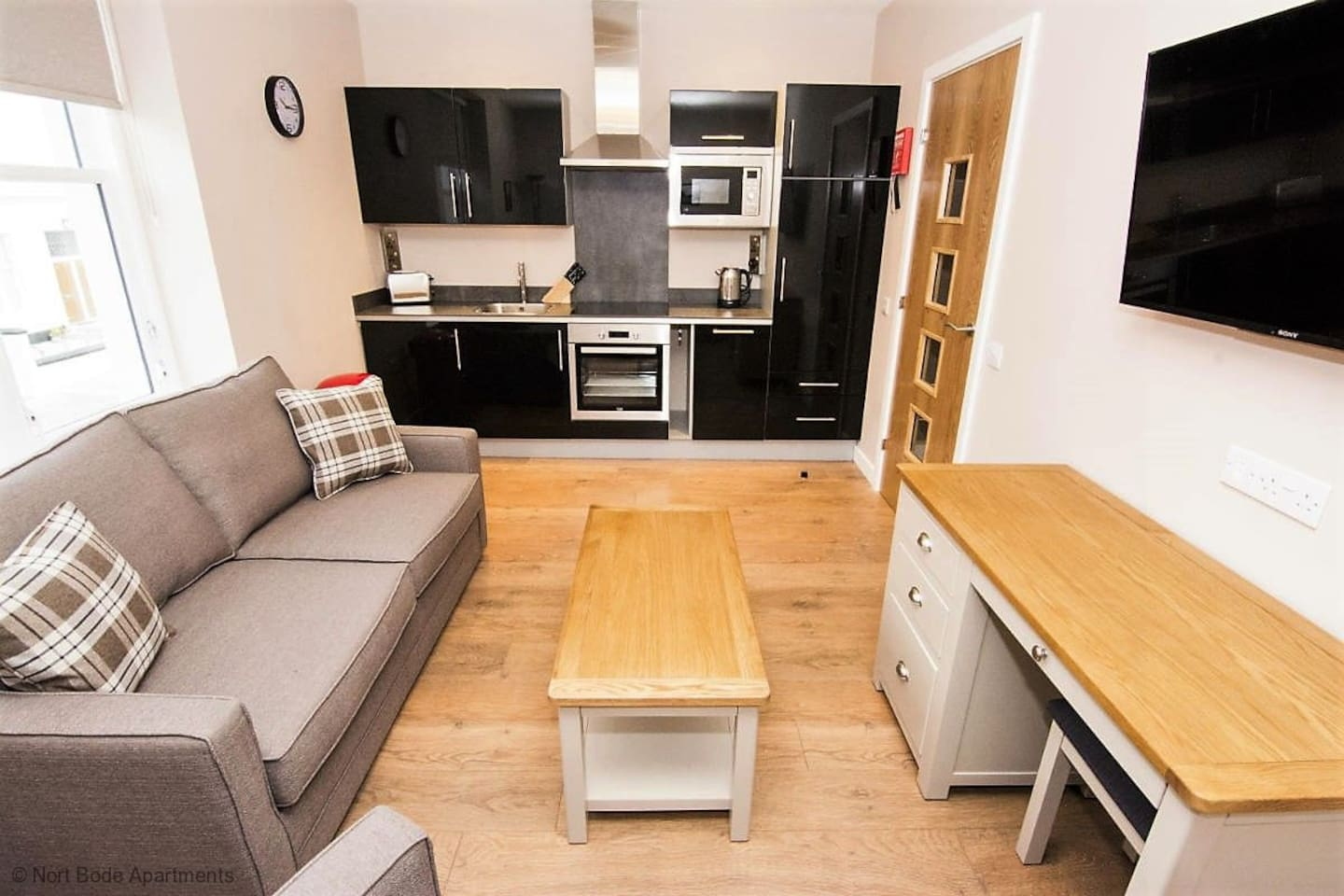 St Olaf Street Nort Bode Apartments Fethaland Flats For Rent In  # Meuble Tv Amsterdam