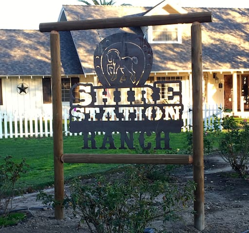 Shire Station Horse Ranch, a country getaway! - Lemoore - Gæstehus