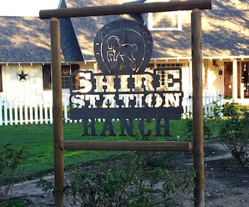 Shire Station Horse Ranch, a country getaway! - Lemoore