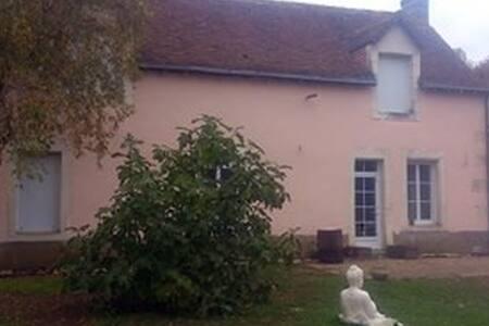 """GITE à 30 mn du Mans  """"L'Azad"""" - Aubigné-Racan"""