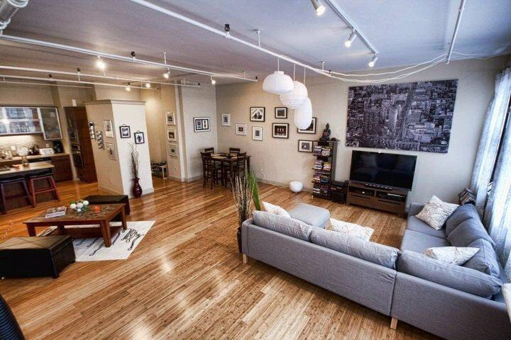 Spacious & in the heart of downtown Providence