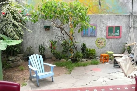 Comfy, easy to find hostel in SJ. - Casa