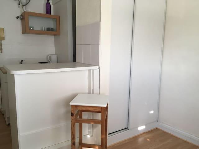 Joli petit studio