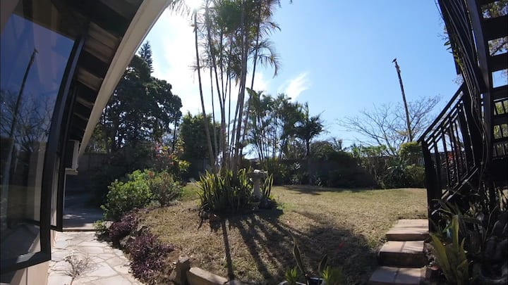 Secure space in quiet culdesac-upmarket Westville