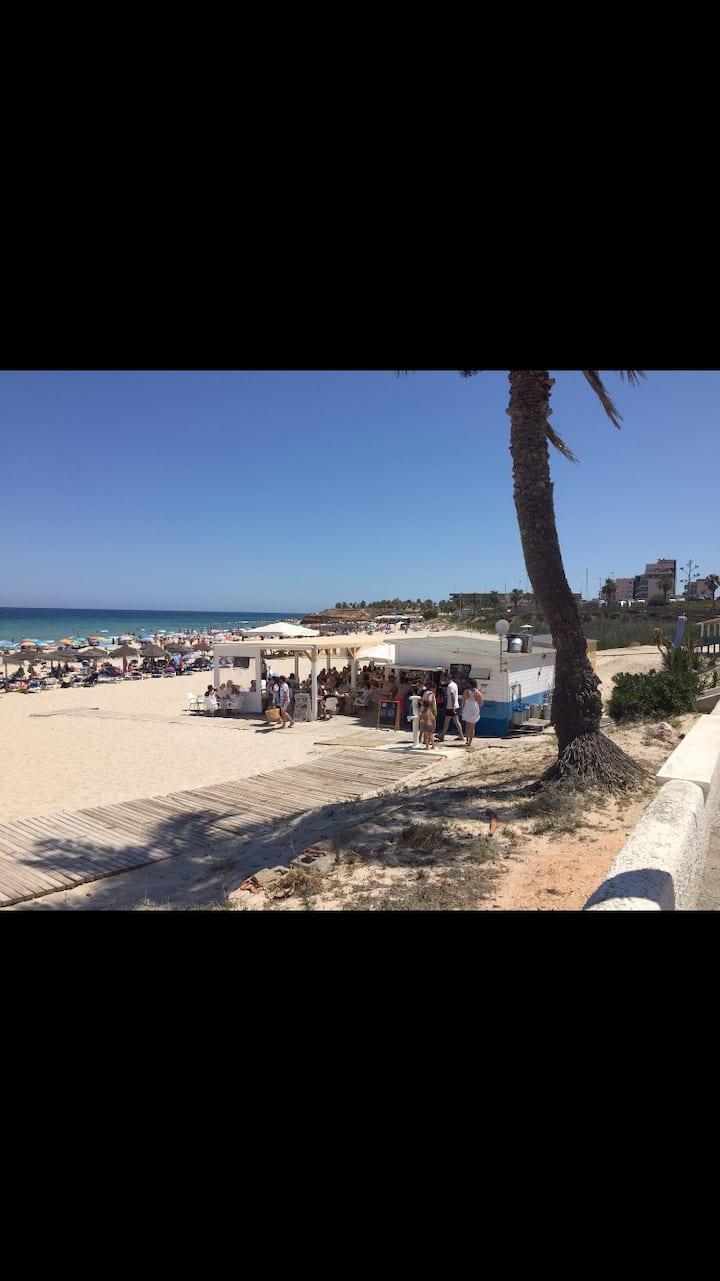 Mil Palmeras duplex muy cerca de la playa.