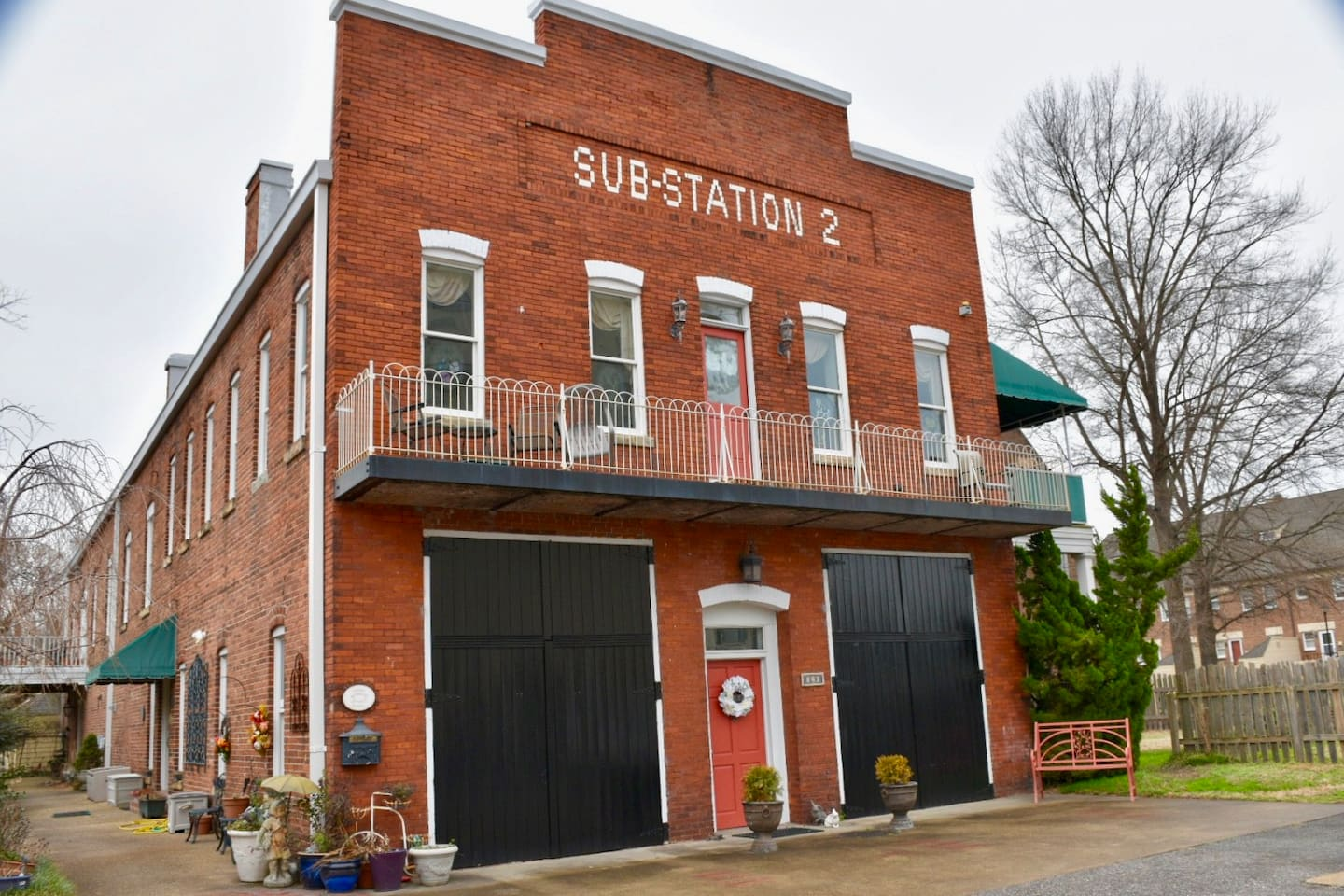 Substation Street View