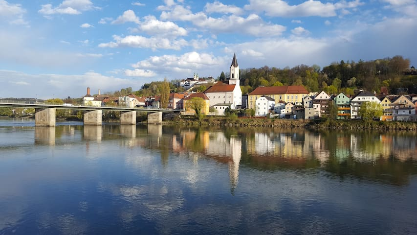 Cosy flat in beautiful Passau - Passau - Pis
