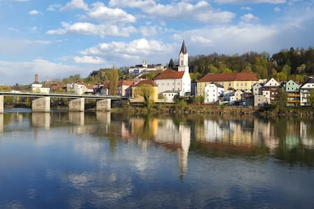 Cosy flat in beautiful Passau♥ - Passau - Huoneisto