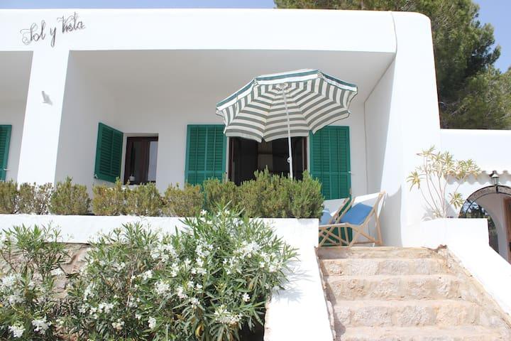 Cap Negret (Casita Azur) - Sant Antoni de Portmany - Apartamento