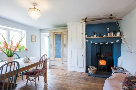 The Zen Cottage / bed and breakfast - Lewes - Haus