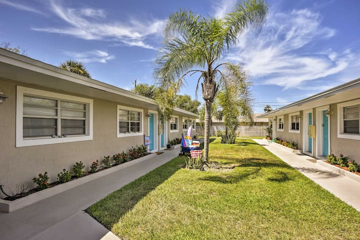 Cape Canaveral Condo - Walk to Beach & Pier!