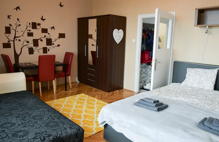 Bálint Apartman - In the heart of Miskolc