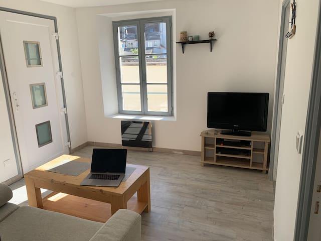 Appartement dans le sud parisien, proche forêt