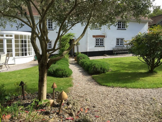Superb luxury period property with fabulous garden