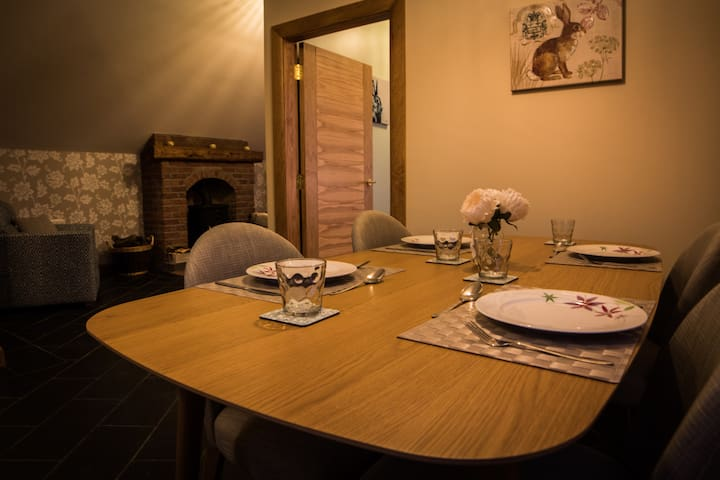 Quarry Loft. Quiet, rural setting near Magherafelt - Magherafelt - Daire