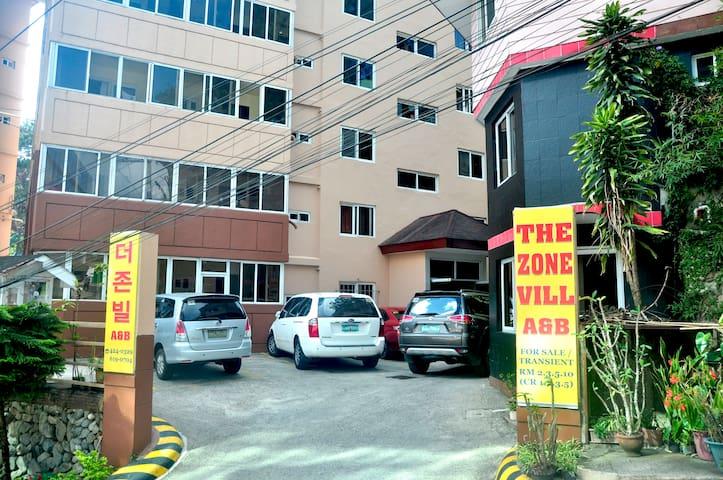 2 Bedroom Condo by Downtown Baguio - 304