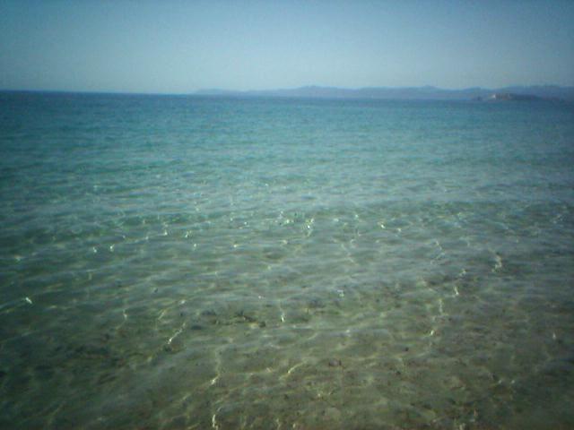 Casa riservata al mare, località Capitana.