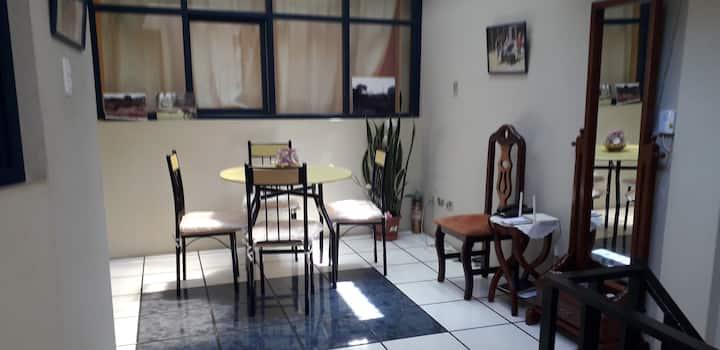 Pascualina Cotopaxi House