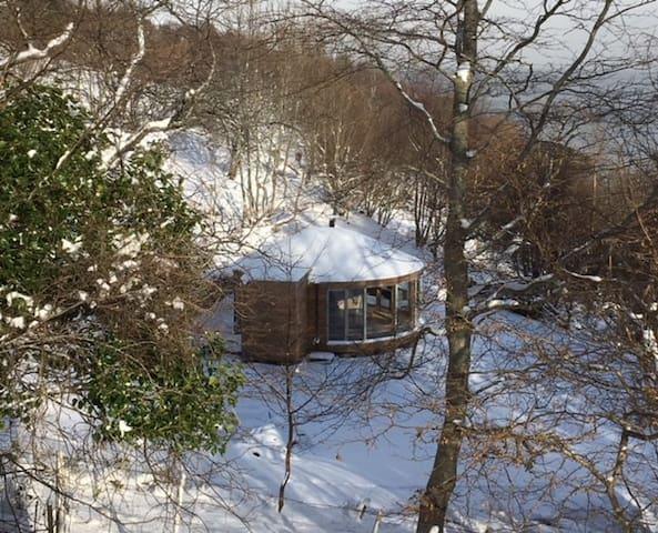 Am Falachan - Lochside roundhouse